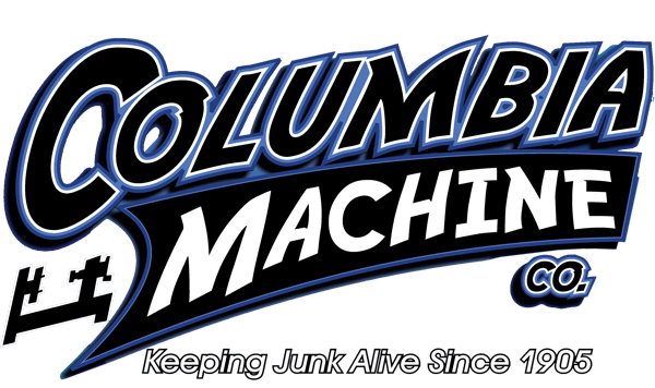 Columbia Machine Company Zanesville Ohio