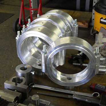 Columbia Machine Company Zanesville Ohio Machined Hub Collars.jpg