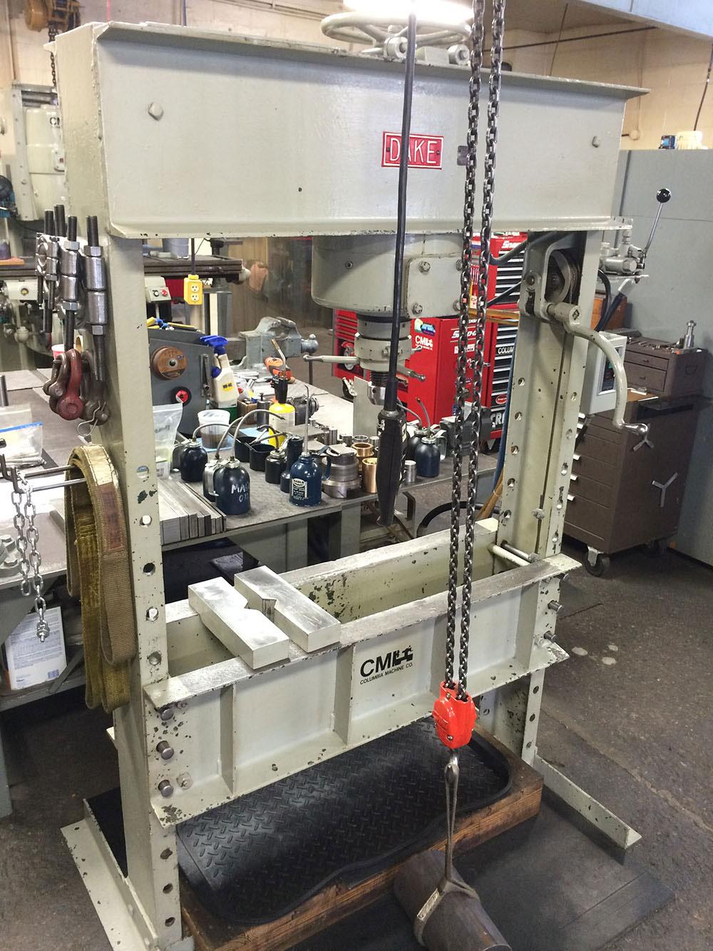 Lathes Mills Grinders Saws Zanesville Ohio Machine