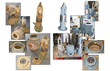 Sewage Treatment Componets Rebuild Before and After.jpg