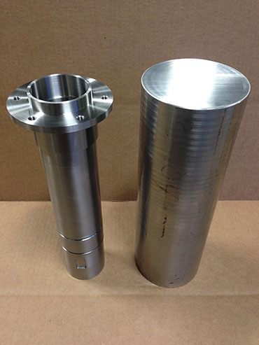 Stainless Steel Spinner Shaft Before and After 1.jpg